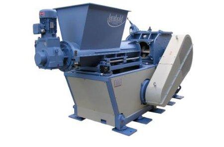Schneidmuehle Zerkleinerung Recycling - Die neue Generation: HERBOLD-Schneidmühlen mit Zwangsbeschickung
