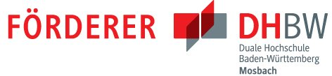 neu Foerderer DHWB Logo - Training / Study at our company