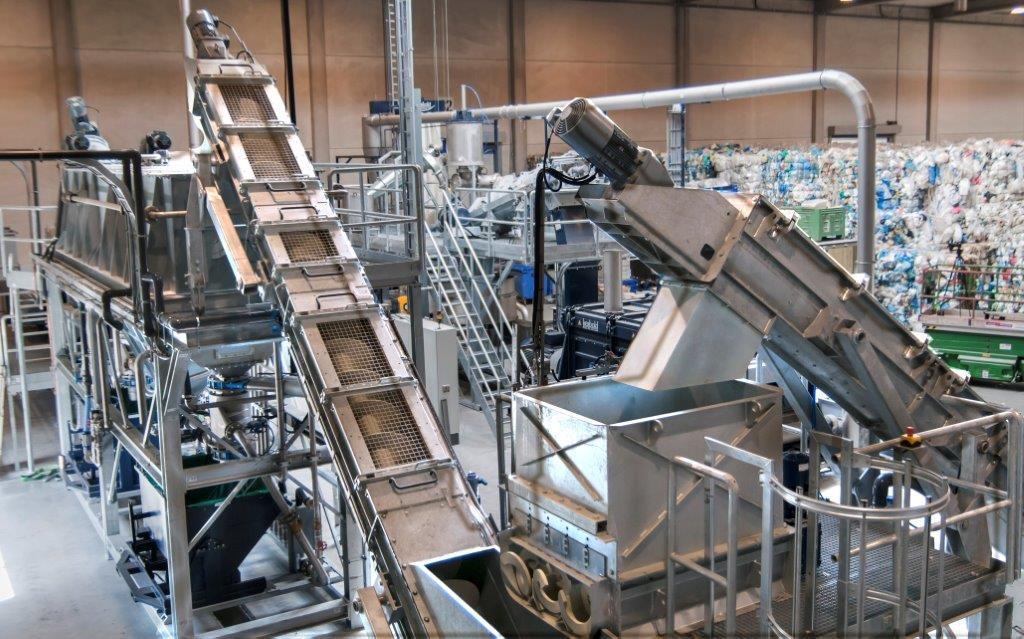 1 - Success Story for Rodepa Plastics B.V. and Herbold Meckesheim GmbH Recycling Post-consumer Waste and Film Waste