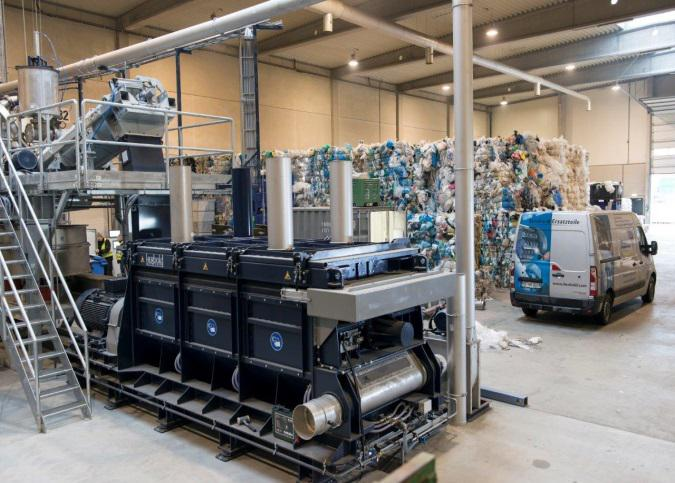 2 - Success Story for Rodepa Plastics B.V. and Herbold Meckesheim GmbH Recycling Post-consumer Waste and Film Waste