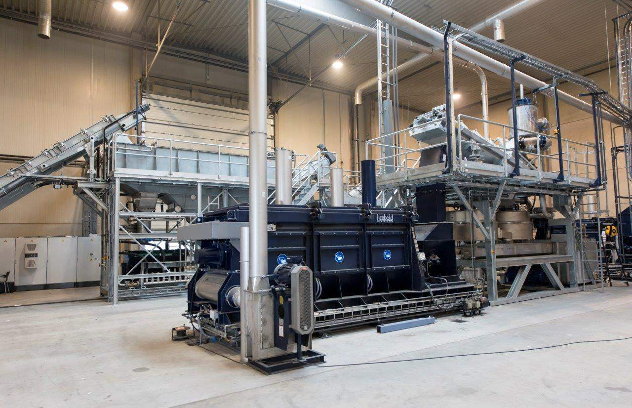 3 - Success Story for Rodepa Plastics B.V. and Herbold Meckesheim GmbH Recycling Post-consumer Waste and Film Waste