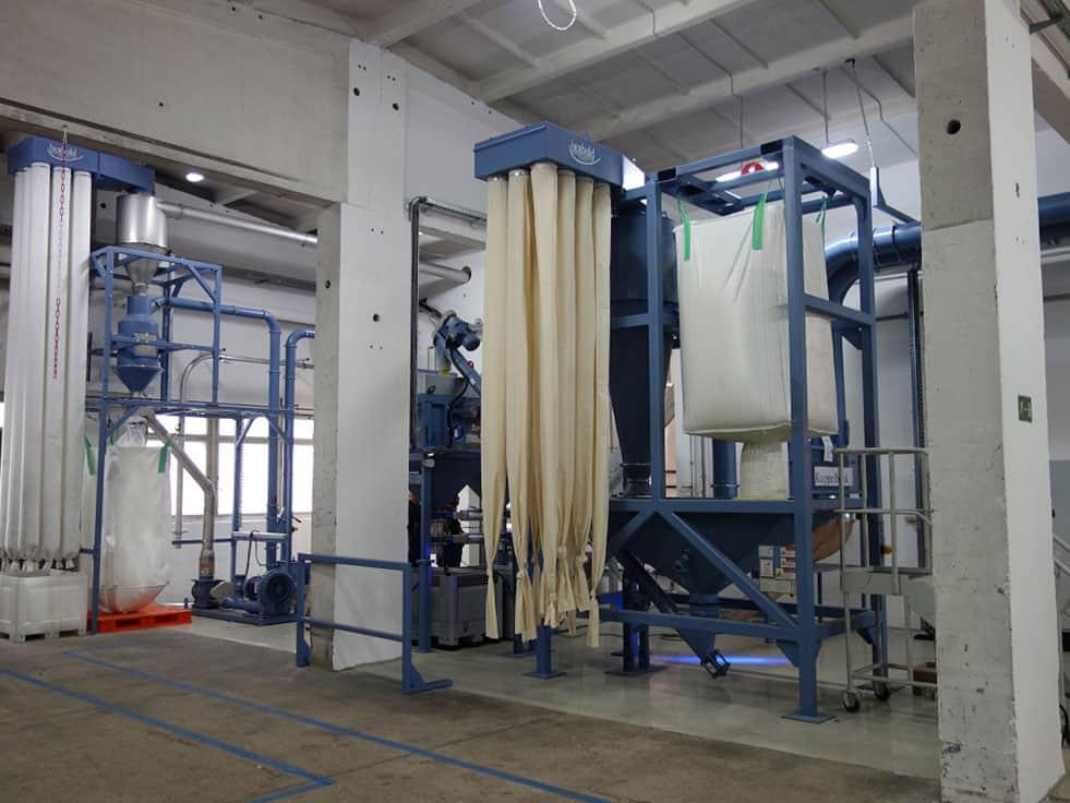 Polyolefin Recyclinganlage Schoeller Allibert Herbold Meckesheim 01 klein - Neue Dimensionen in der Kunststoffaufbereitung