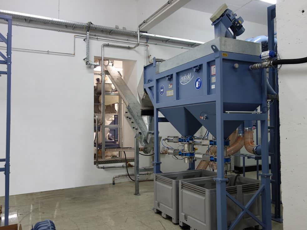 Polyolefin Recyclinganlage Schoeller Allibert Herbold Meckesheim 02 klein - Neue Dimensionen in der Kunststoffaufbereitung