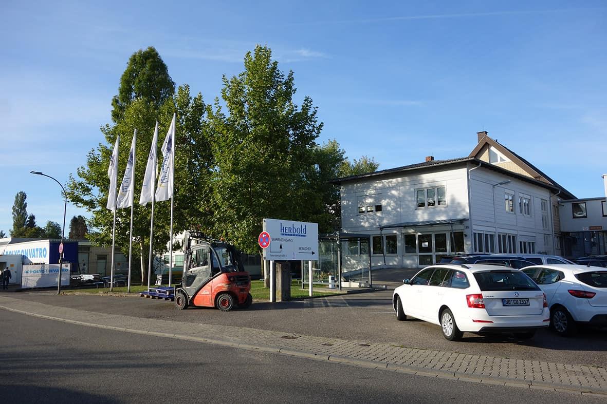 Brandfall Herbold Meckesheim 27 09 2018 01 - Herbold Meckesheim nach Brandschaden wieder in Betrieb