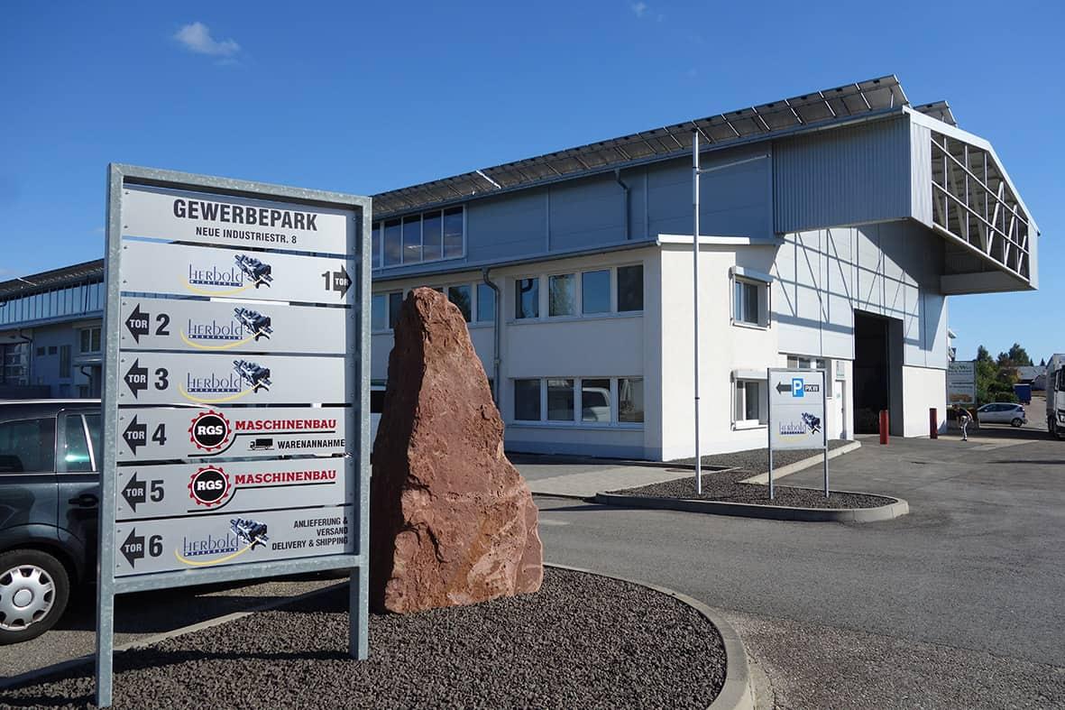 Brandfall Herbold Meckesheim 27 09 2018 03 - Herbold Meckesheim nach Brandschaden wieder in Betrieb