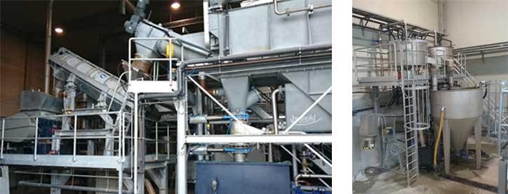 Waschanlage Gebraucht Herbold Waschanlage 03 - Washing line